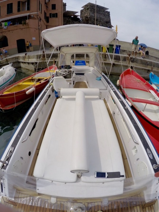 - Vernazza Water Taxi